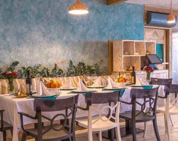 Этно-кафе «Селям Алейкум»