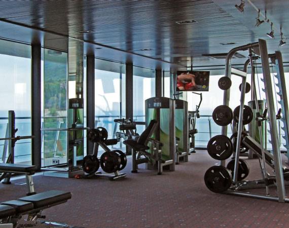 Фитнес-центр SkyFit2