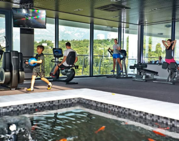 Фитнес-центр SkyFit4