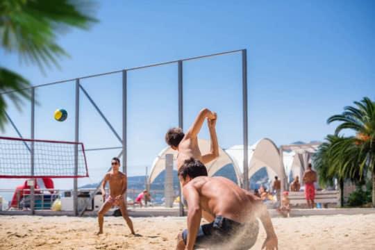 Пляж «Ялта Интурист»