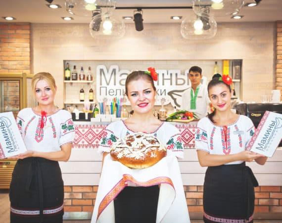 Ресторан «Мамины пельмешки»3