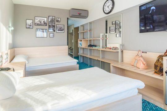 Стандарт улучшенный с двумя односпальными кроватями (YALTA INTOURIST)